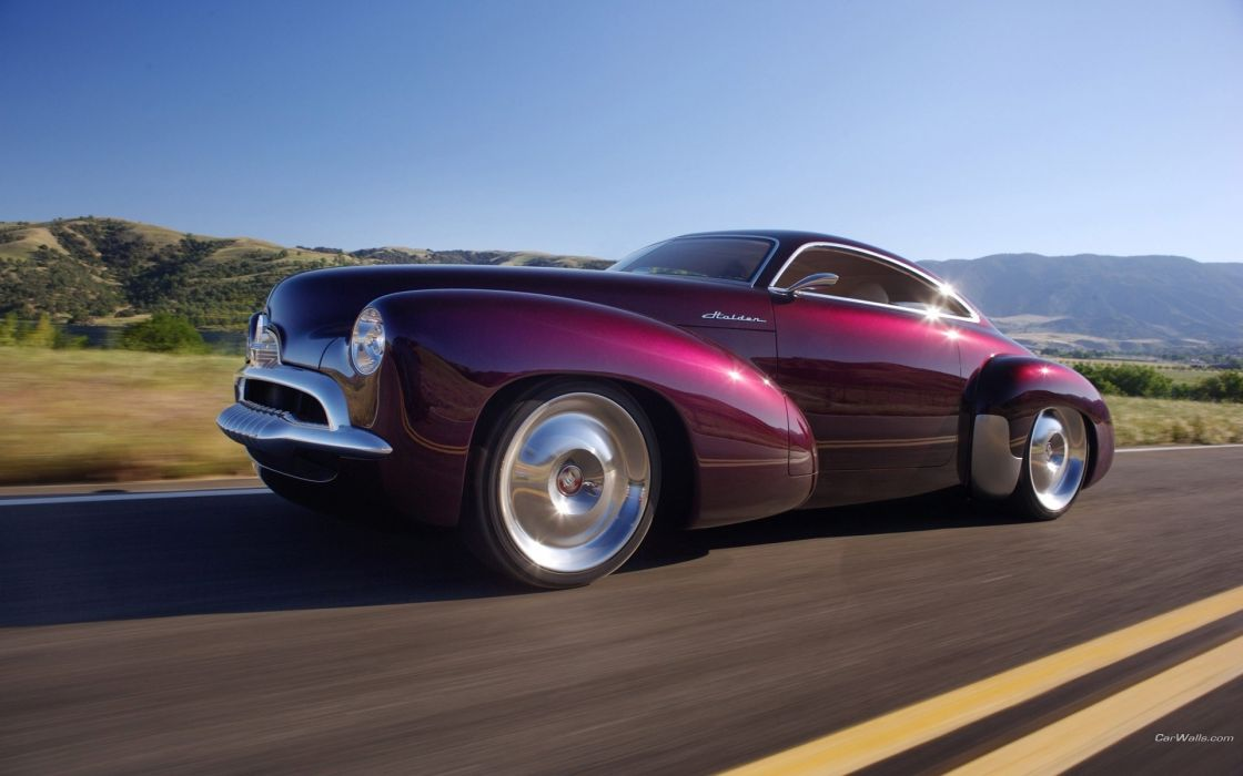 Holden supercars custom retro tuning roads wallpaper