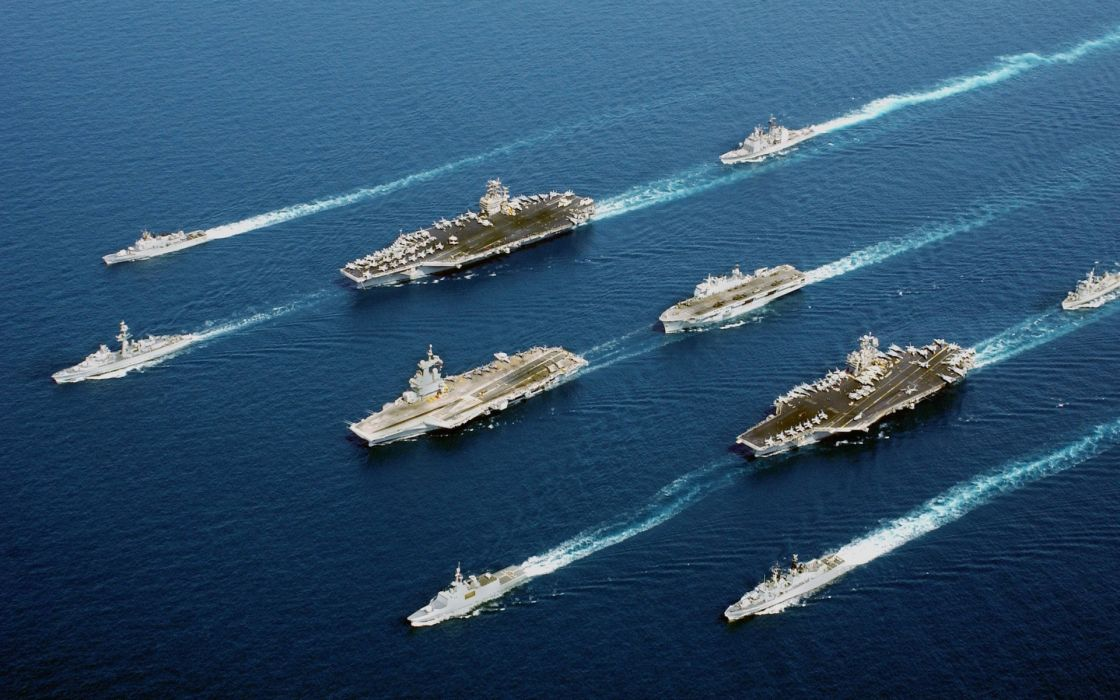 military navy ships weapons warriors wallpaper