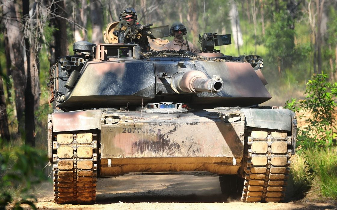 military tanks weapons guns cannon warriors soldiers roads war wallpaper