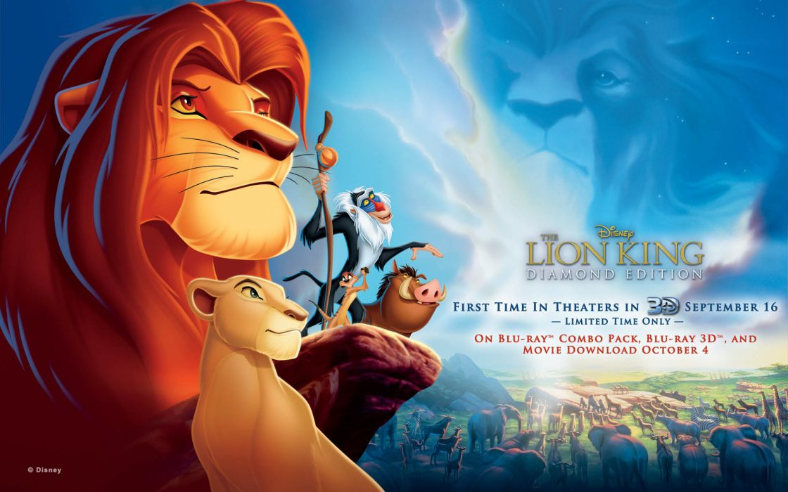 Lion King movies animated disney wallpaper