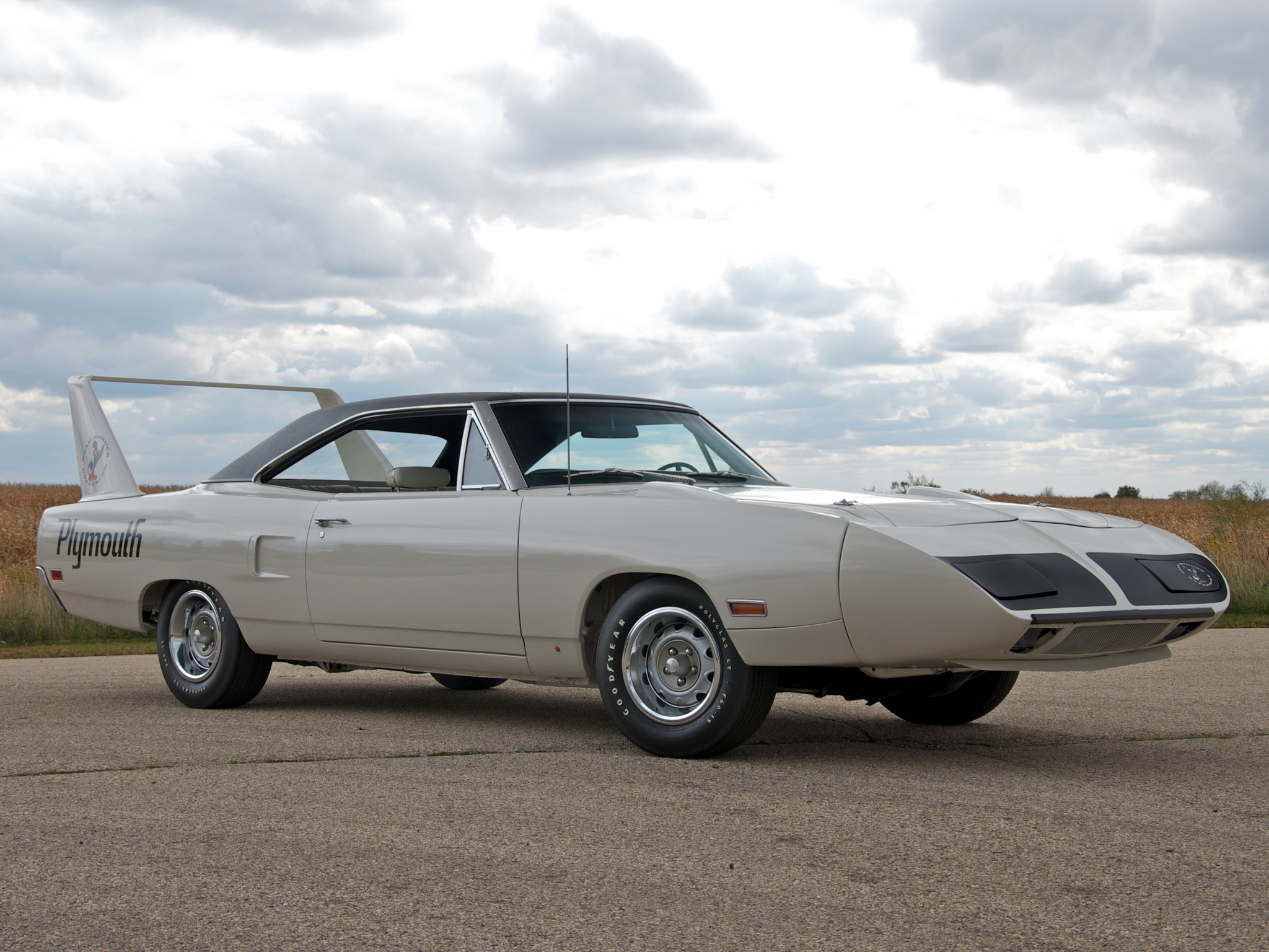 Plymouth Road Runner Superbird 1970 Classic Cars Muscle
