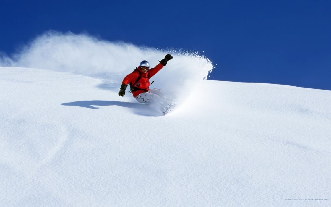 snowboard winter snow mountains people wallpaper