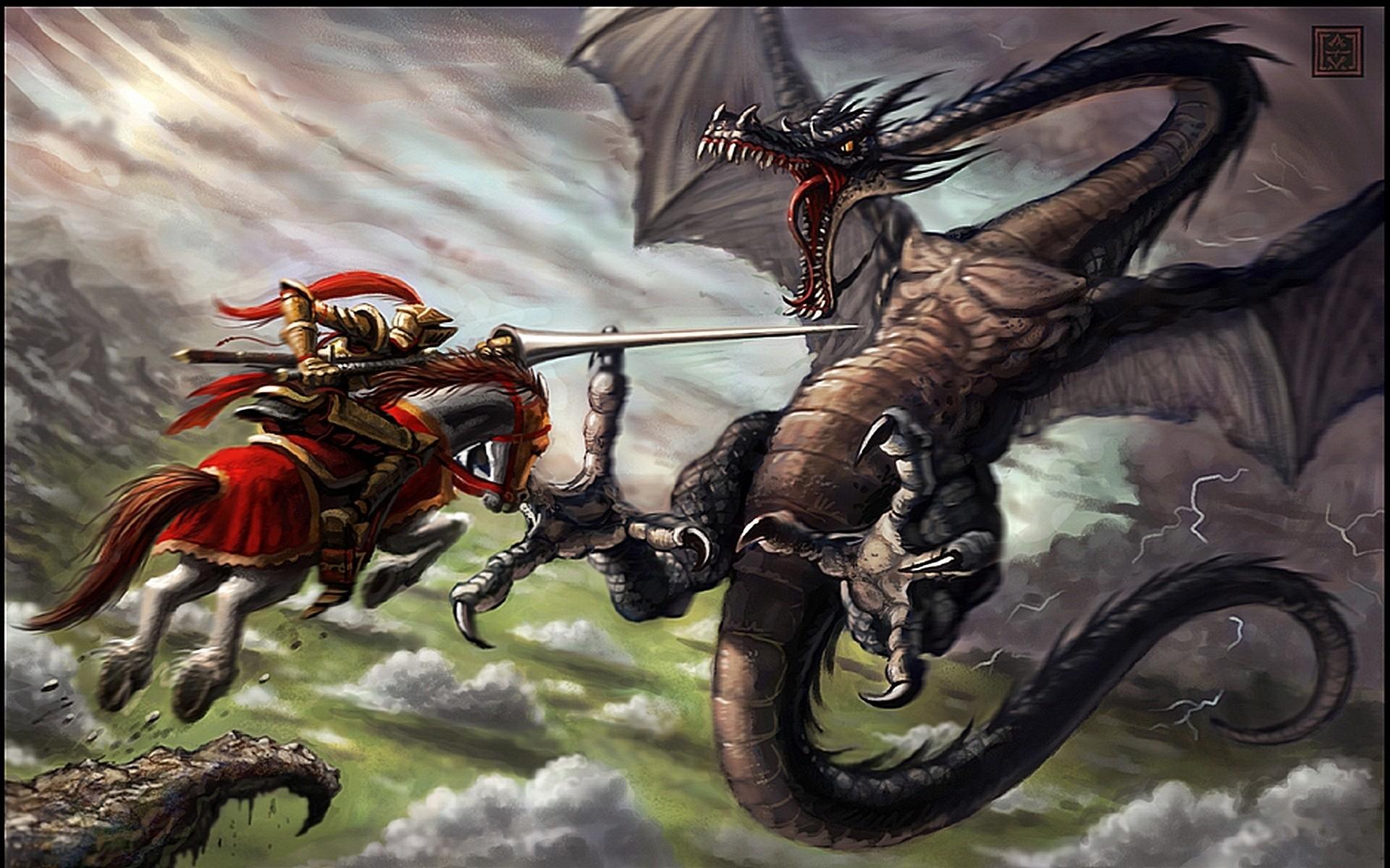 Knights in Battle Wallpaper Battles War Wallpaper
