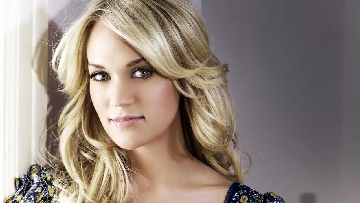 Carrie Underwood female singers music wallpaper