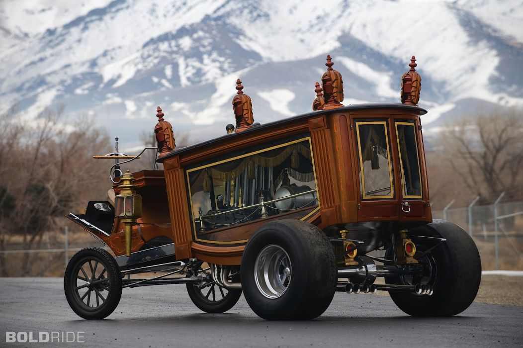1967 Boothill Express Custom Show Rod engine hot mountains roads wallpaper
