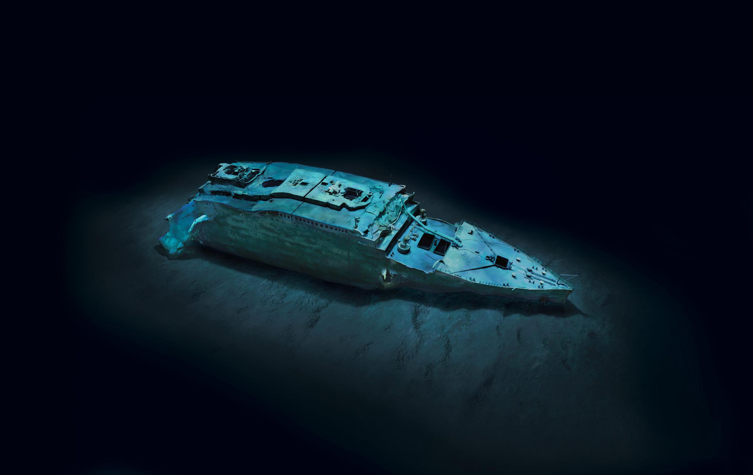 download wallpaper titanic under - photo #28