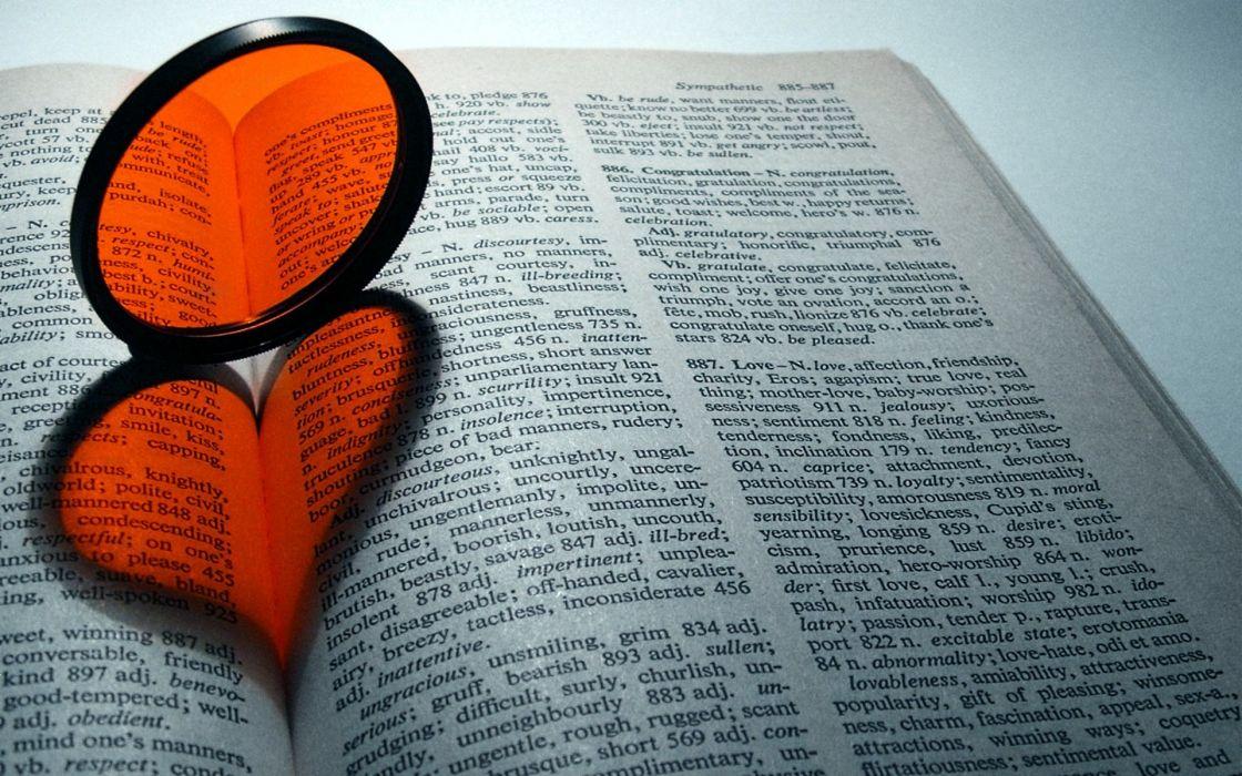 love romance valentine's day heart book heart bokeh wallpaper