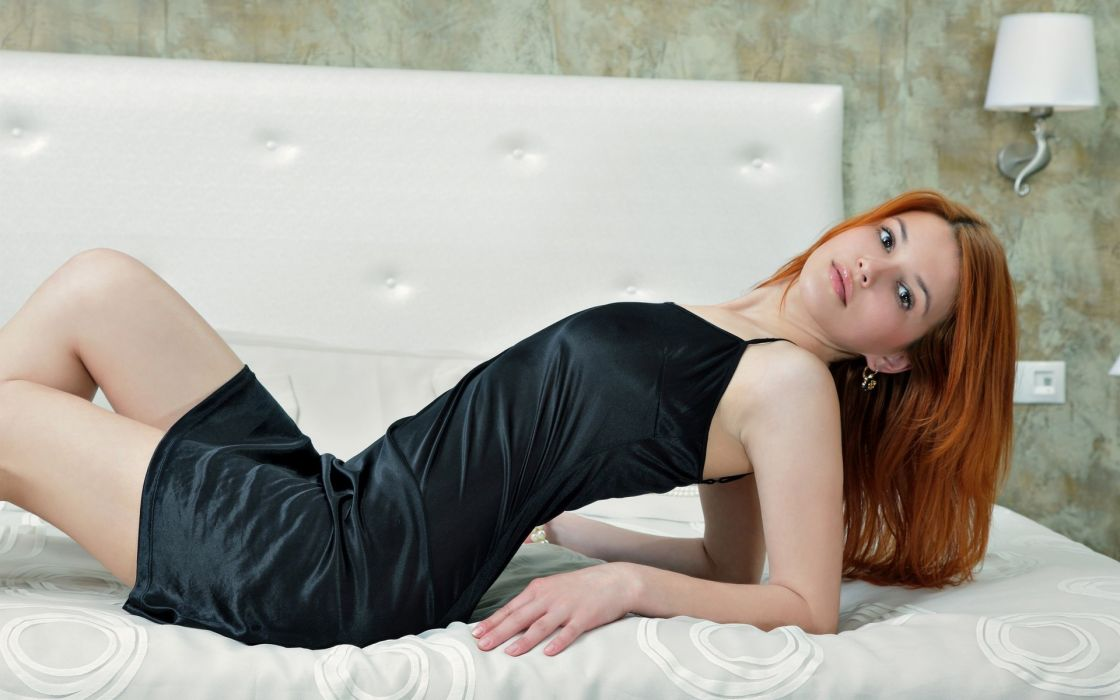 violla adult women model redhead sexy babes wallpaper