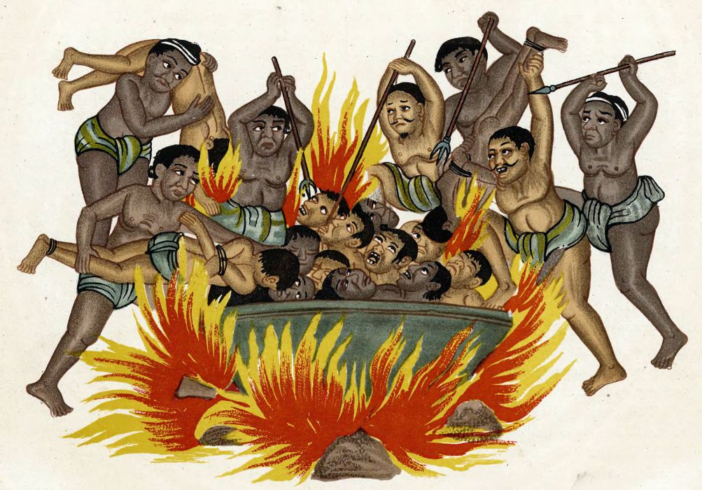 mayan art drawing culture dark horror fire death art wallpaper