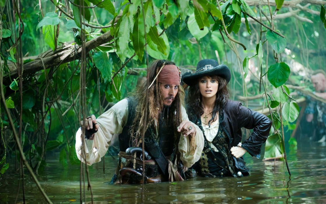 pirates of the caribbean johnny depp movie film jack sparrow wallpaper