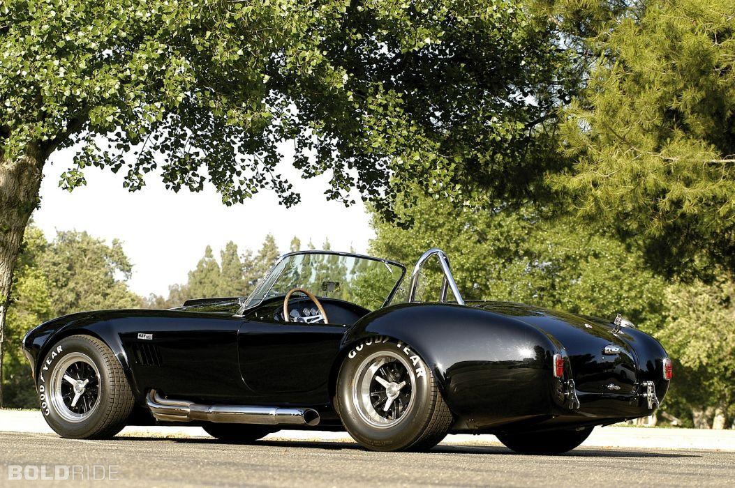 1967 Shelby Cobra 427 hot rod muscle cars roads wallpaper