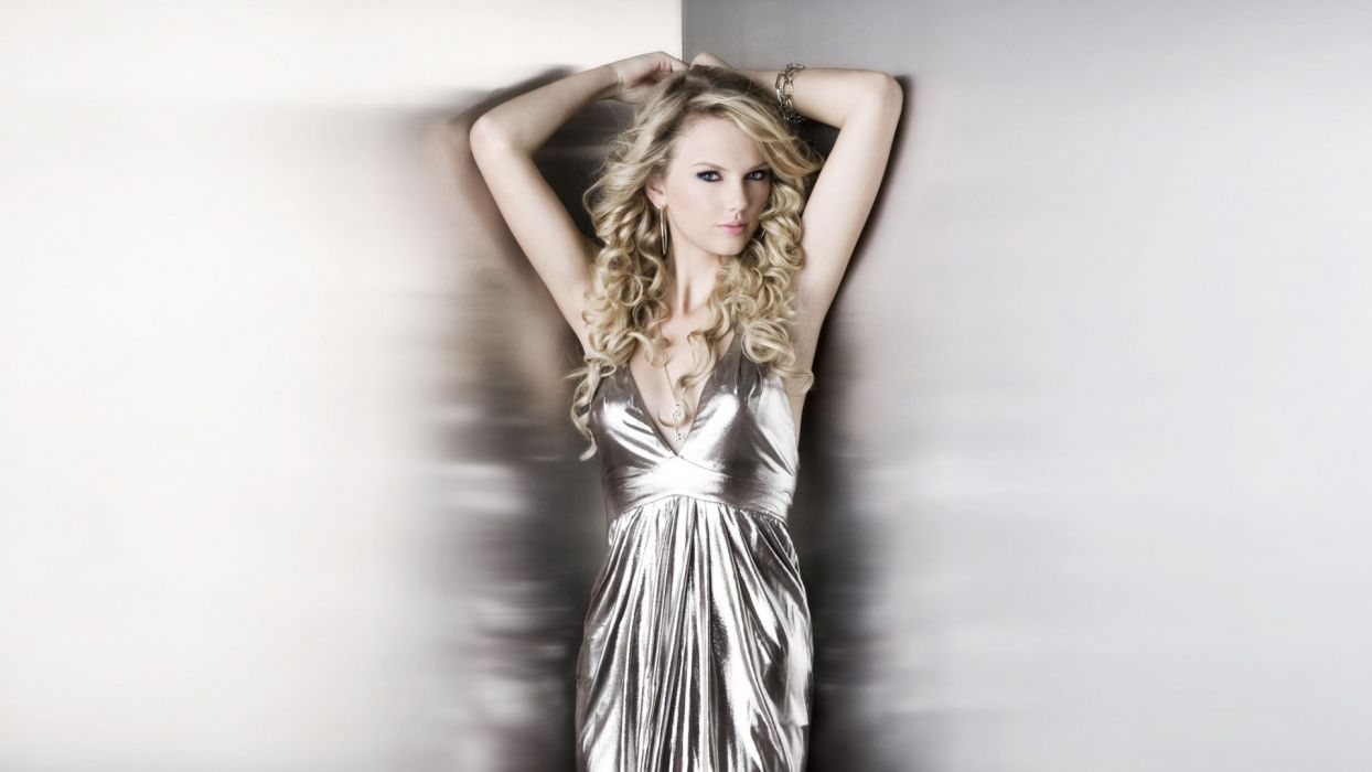 Taylor Swift singer country musician women models blondes sexy babes wallpaper