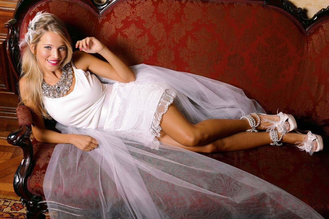 Luisana Lopilato argentine actress singer music women models blondes sexy babes fashion wallpaper