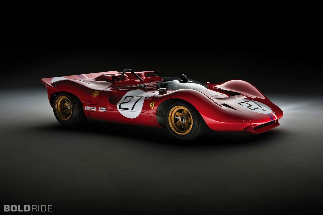 1967 Ferrari 330 P4 supercars exotic racing race wallpaper