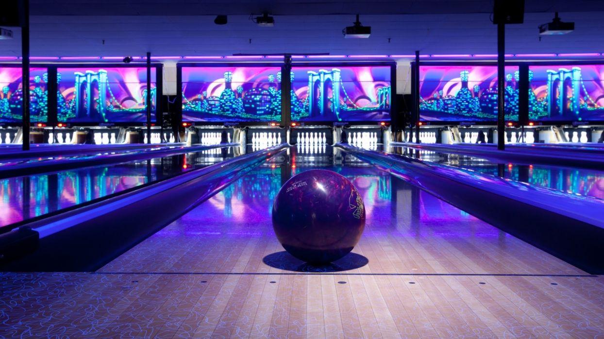bowling games wallpaper