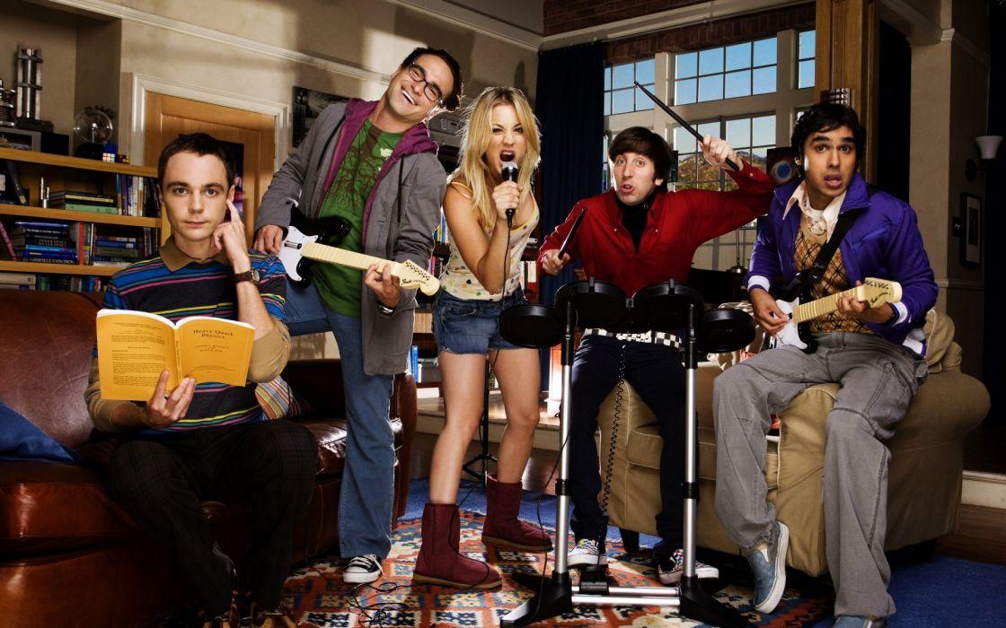 The Big Bang Theory tv show entertainment wallpaper