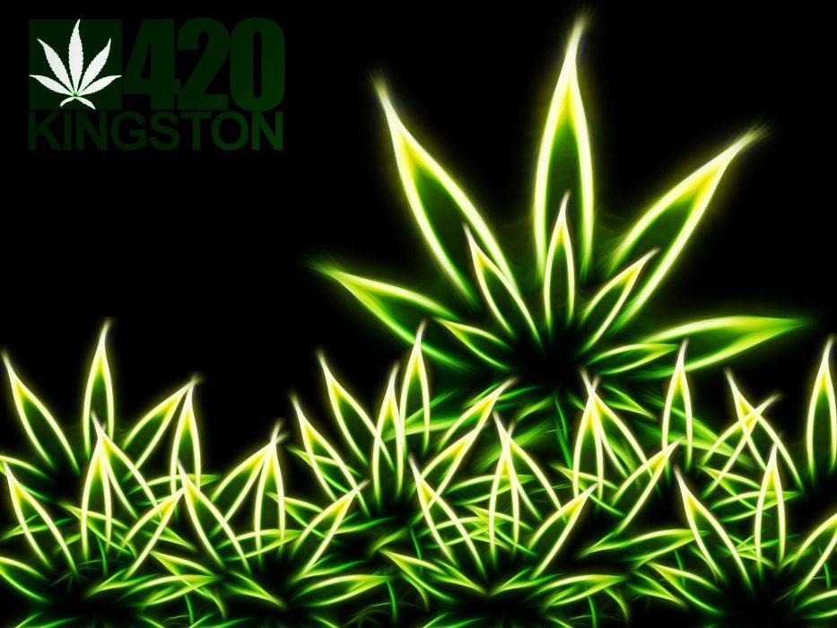 420 mj weed marijuana leaves wallpaper