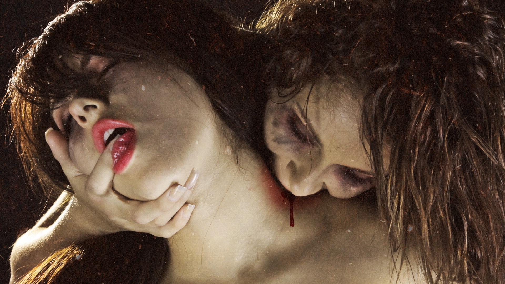 Lesbian blood porno videos