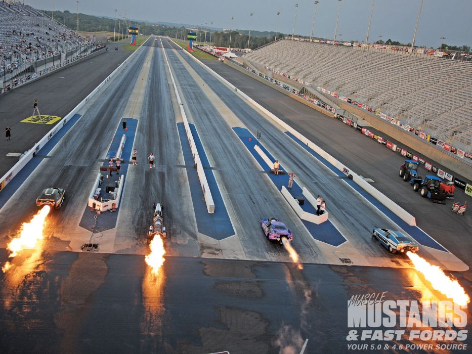 drag racing nhra hot rods jets fire flames racing race cars track crowd wallpaper