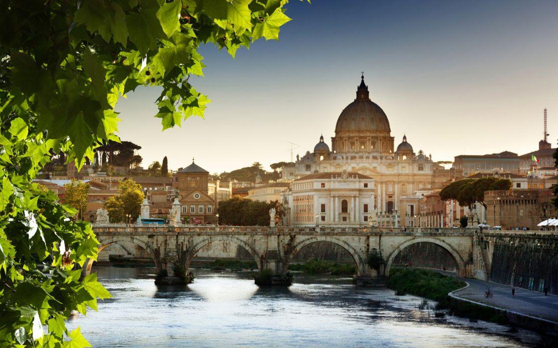 Venice Italy cities buildings bridges rivers skyline cityscapes wallpaper