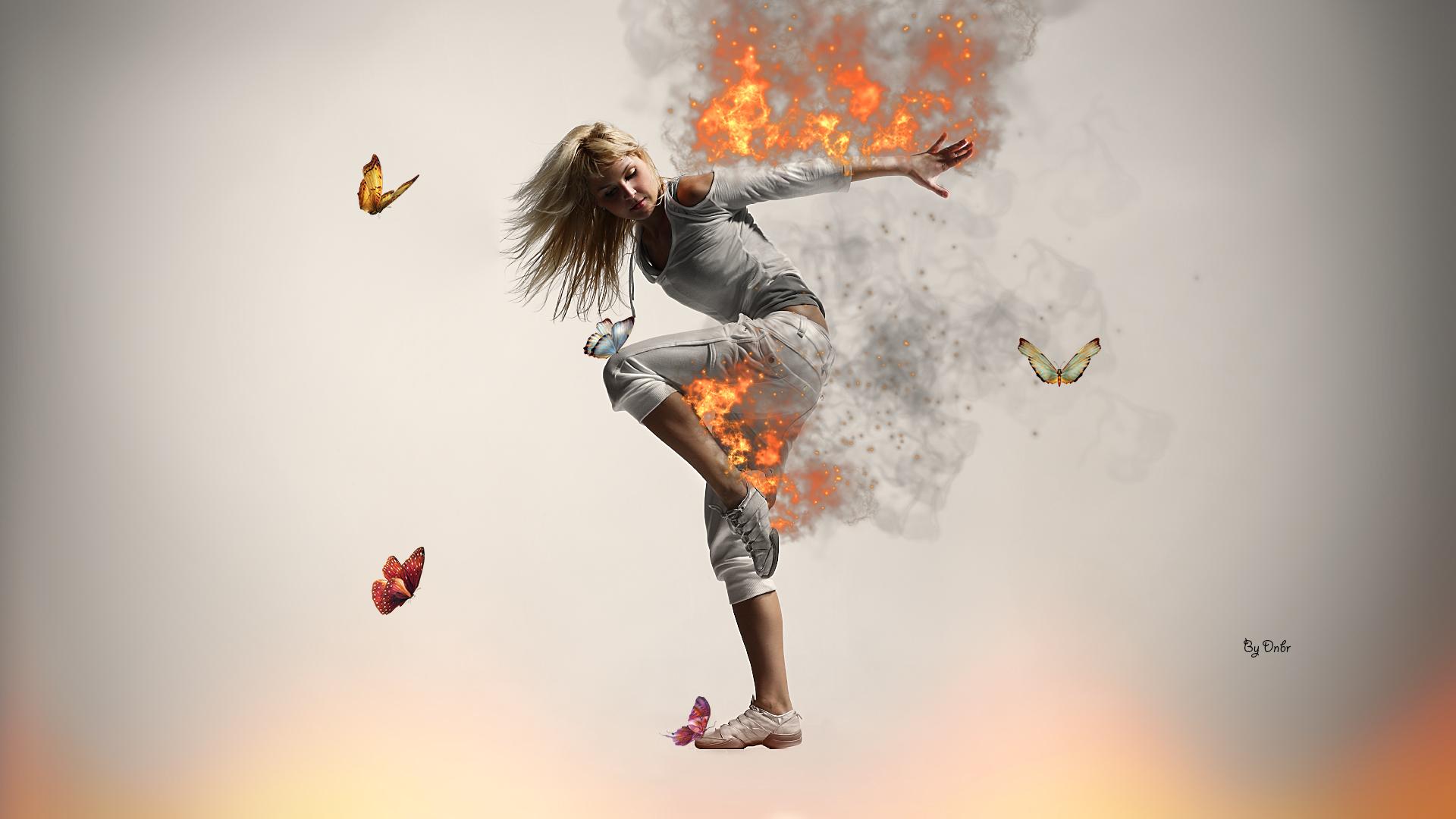 Dance Art Wallpaper cg Digital Art Dance Hip Hop