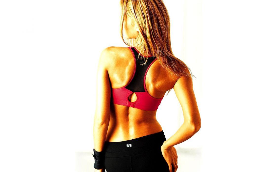 Erin Heatherton model fashion blonde sexy babe women wallpaper