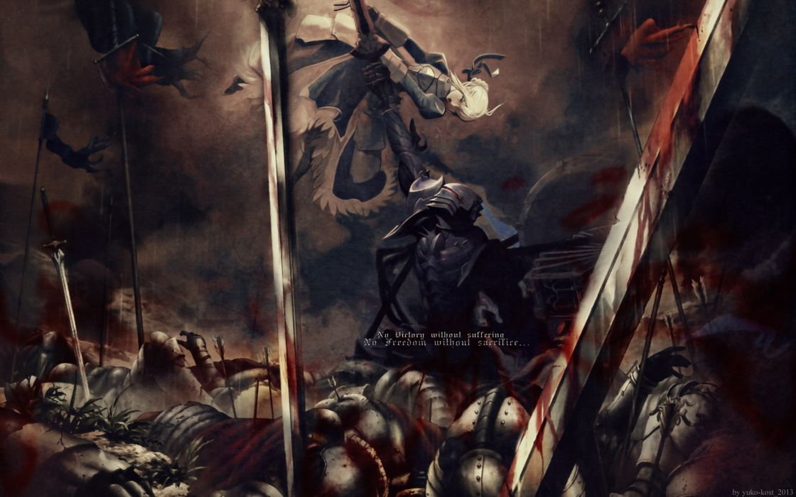 fantasy art battle dark warriors weapons sword blood wallpaper
