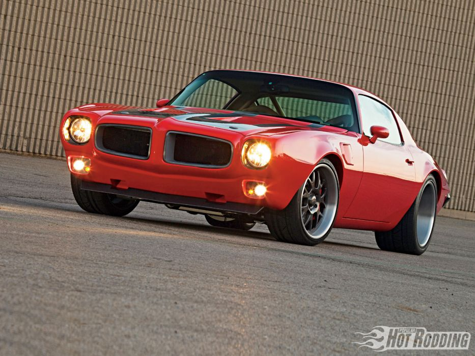 Pontiac Trans Am muscle cars classic tuning hot rod wallpaper