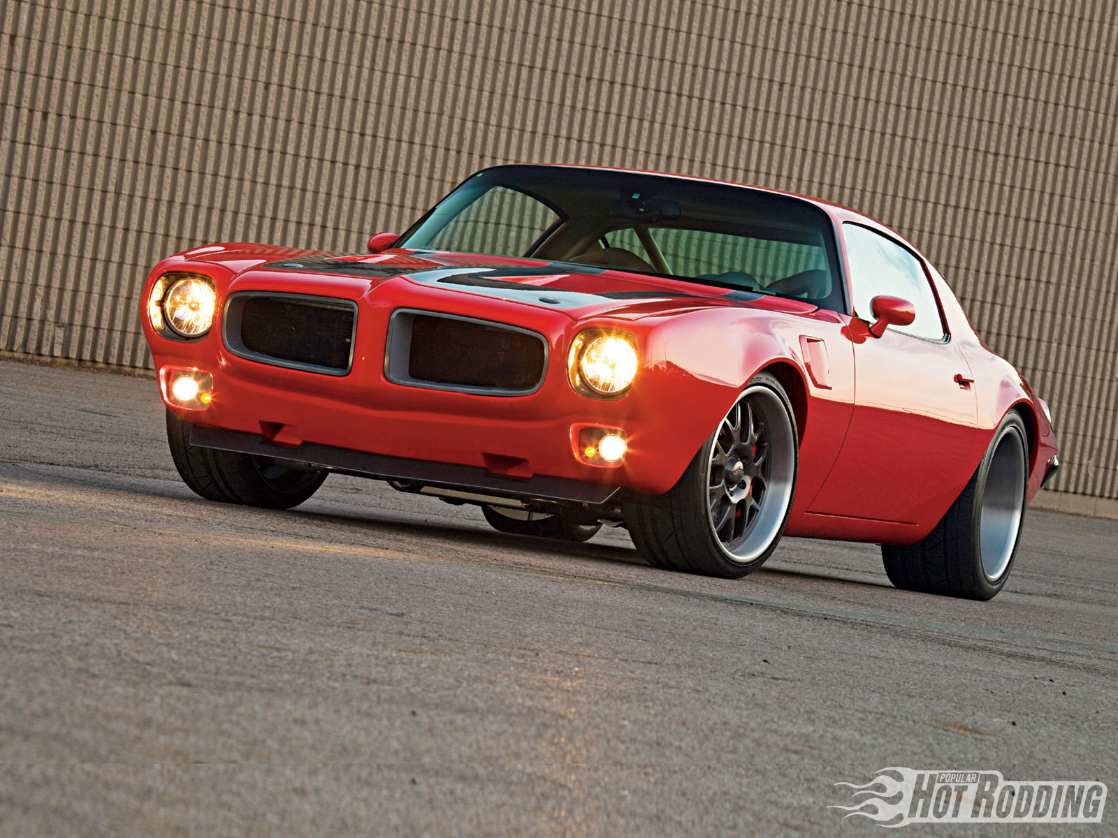 yearone trans am wallpaper - photo #26