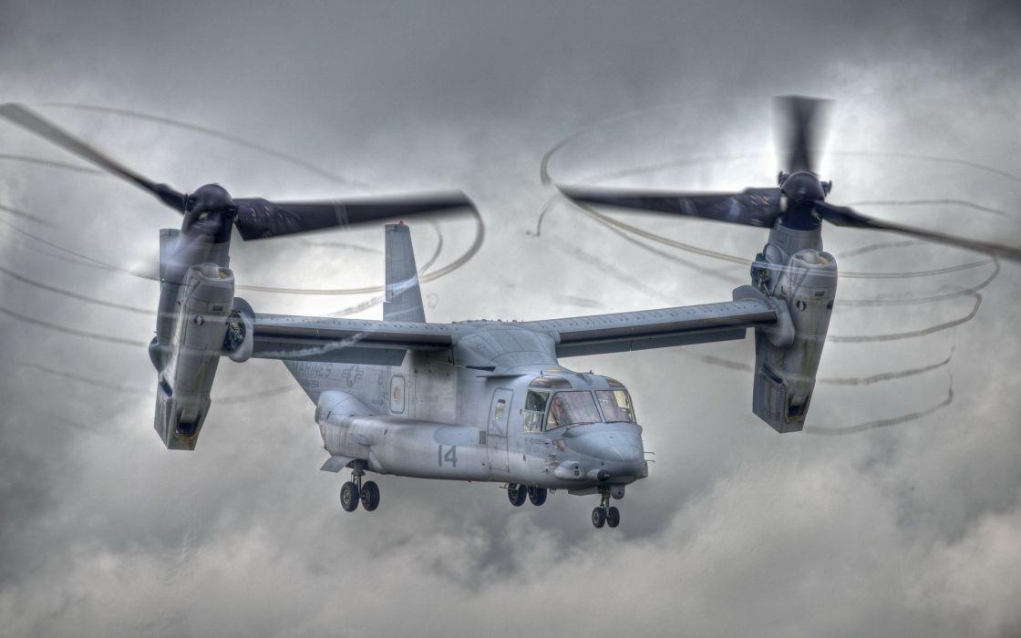 v22 osprey military airplane wallpaper