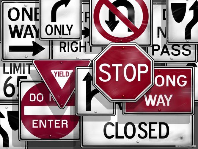 stop sign traffic wallpaper