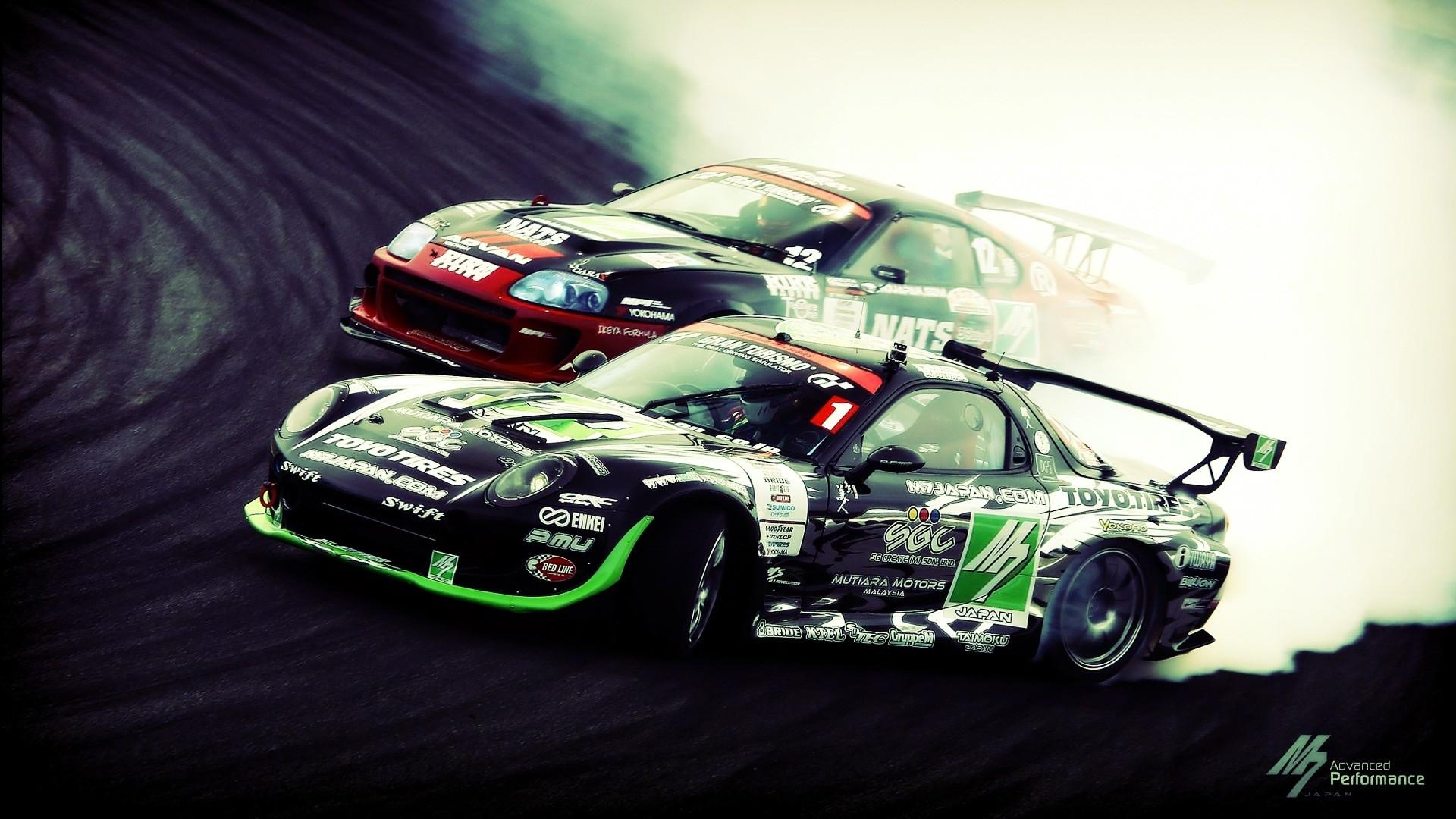 Eagle Smoke Mazda Drifting Cars Vehicles Tuning Mazda Rx7 Toyota Supra  Racing Cars Wallpaper