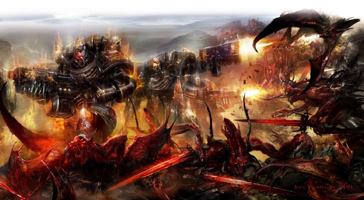 Warhammer wallpaper