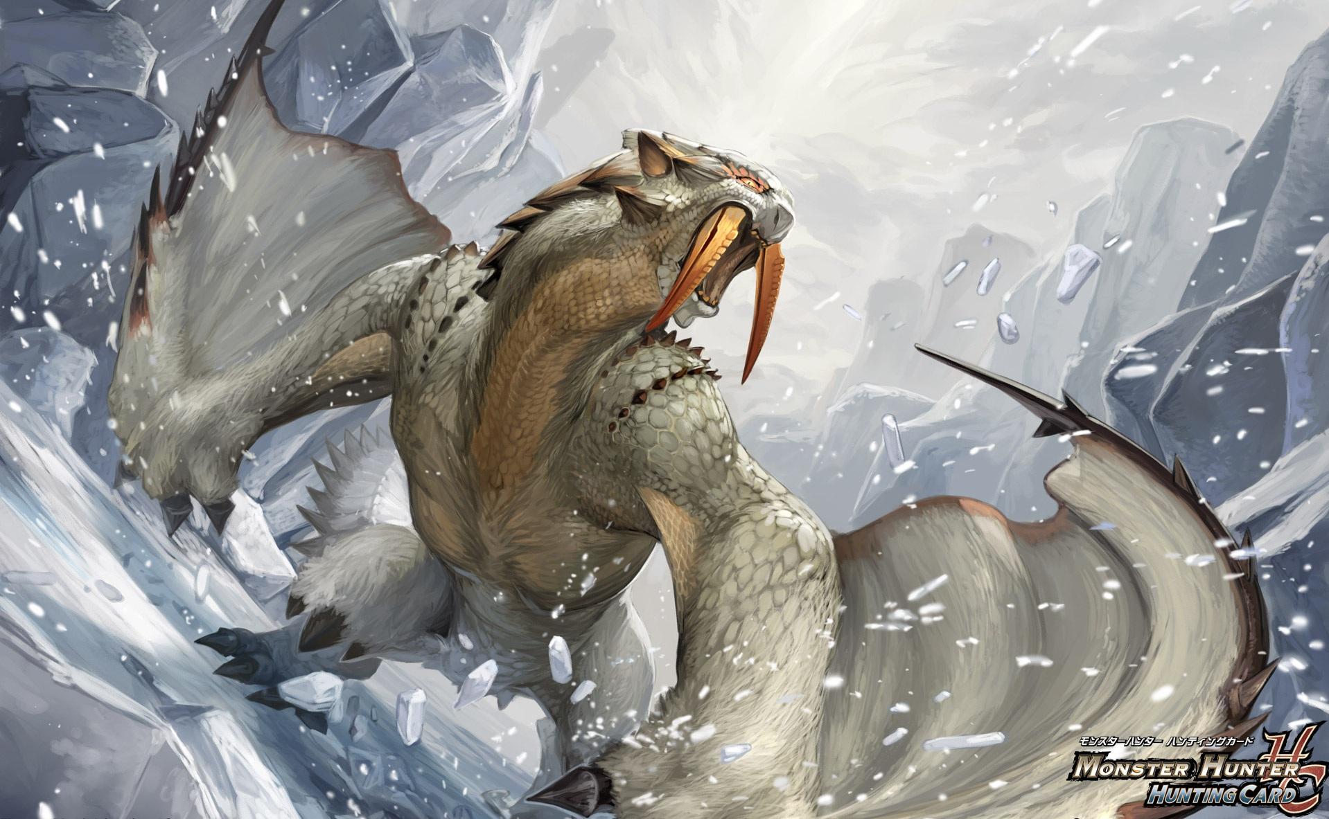 monster hunter anime wallpaper 1918x1183 34502