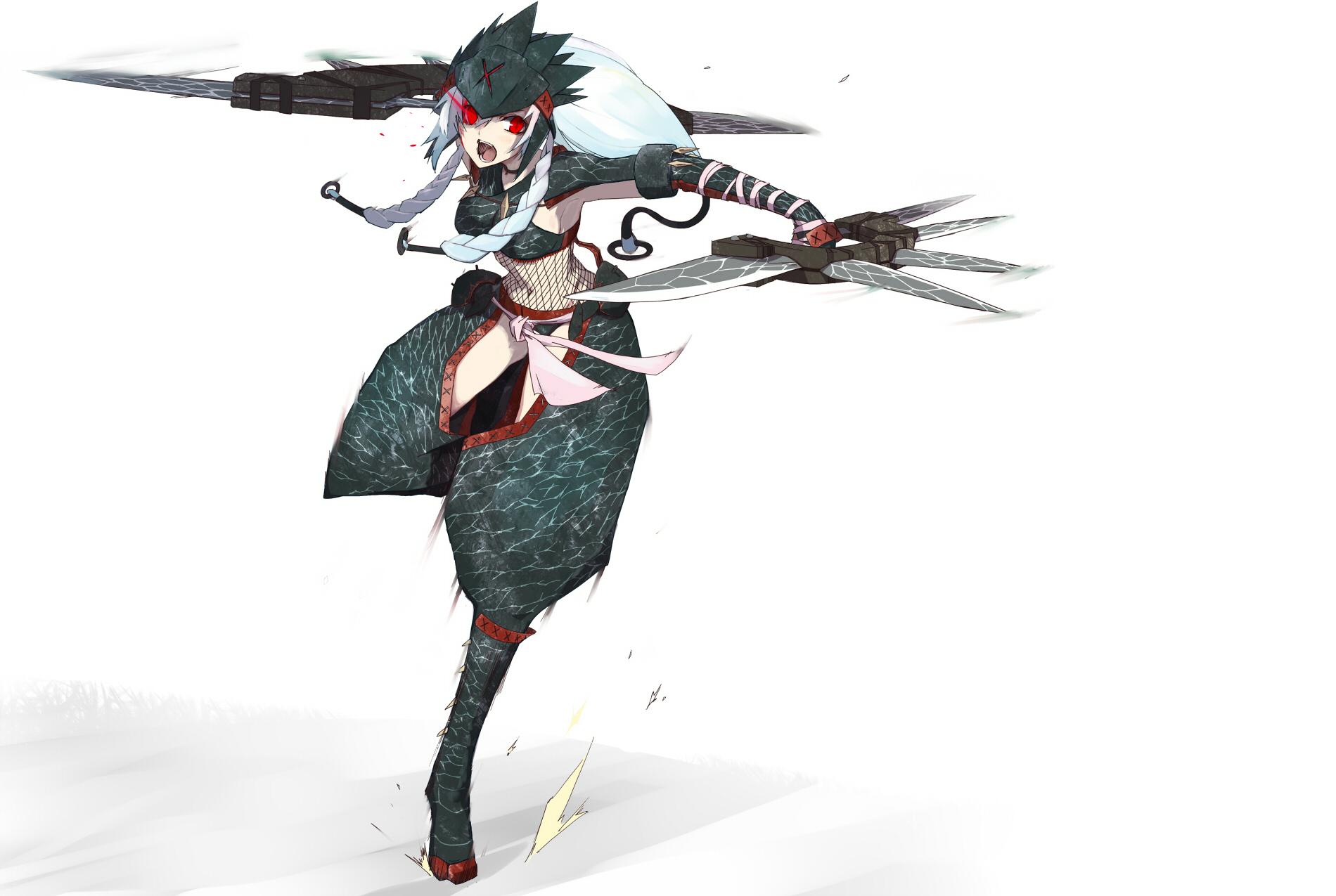 Monster Hunter Anime Wallpaper  1900x1275 34505 WallpaperUP