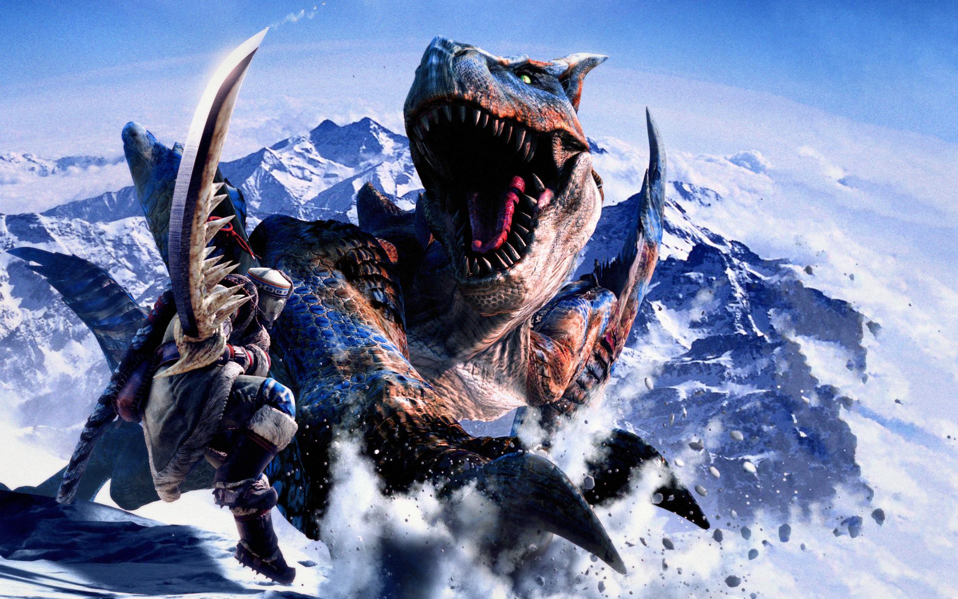 monster hunter world wallpaper 1440p