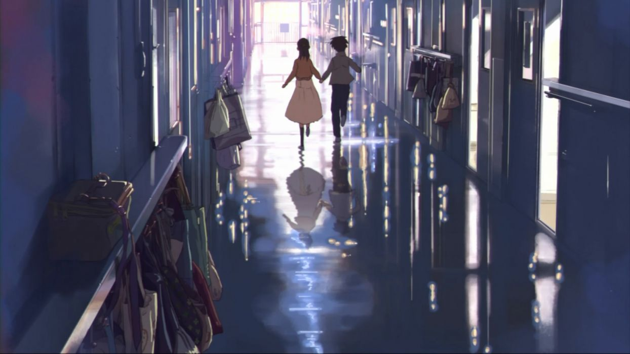 5 Centimeters Per Second wallpaper
