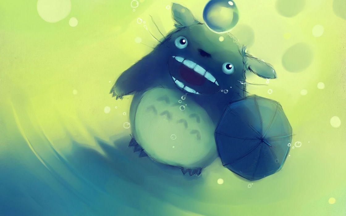 My Neighbor Totoro wallpaper