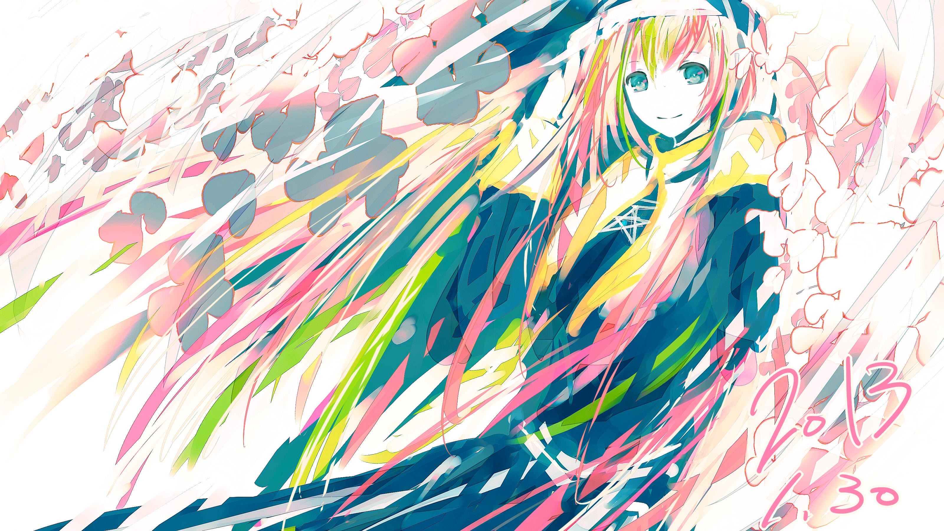 wallpaper art yayoi vocaloid - photo #33