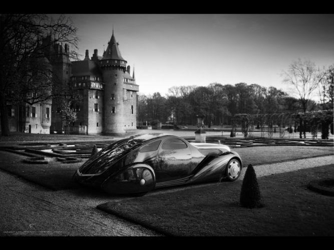 Royce Jonckheere Aerodynamic Coupe II 2012 wallpaper