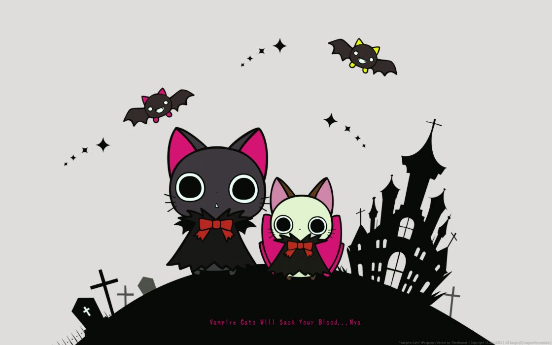 Nyanpire The Animation cats wallpaper