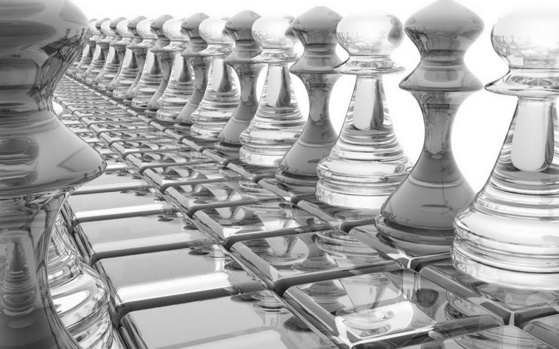 chess 3d wallpaper