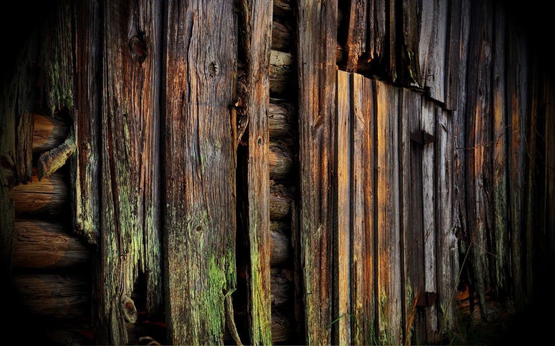 wall ruin decay rustic wood abstract wallpaper