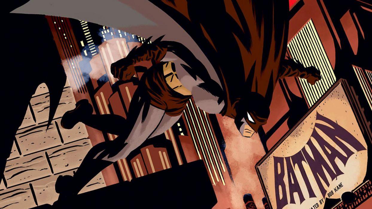 comics batman wallpaper