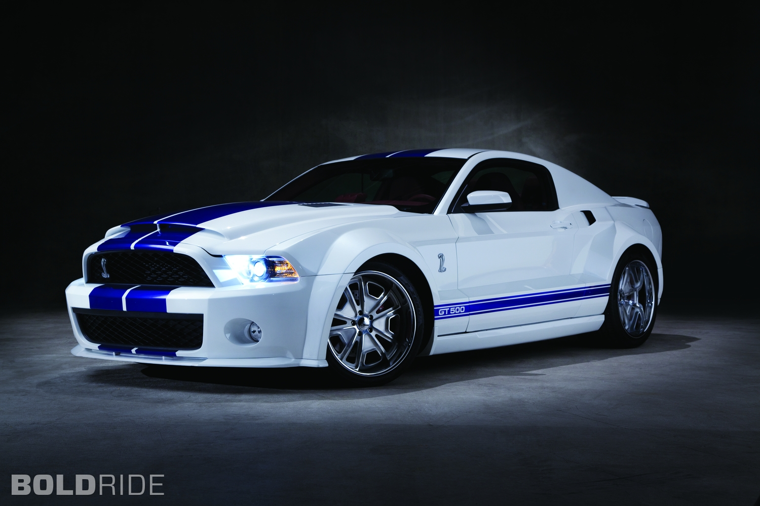 2012 Ford Mustang Shelby Gt500 Galpin Muscle Cars Wallpaper