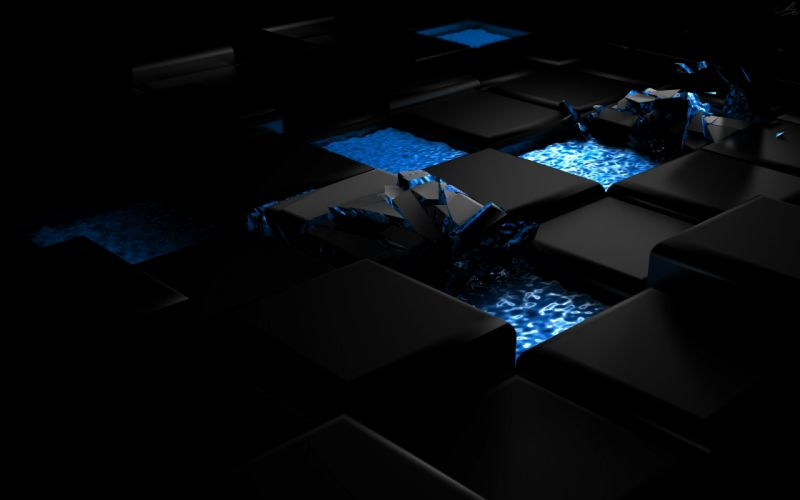 cg digital art dark wallpaper