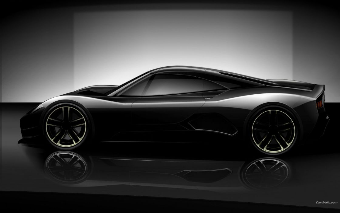 Ultima RZ Concept by Racer X Design supercars tuning wallpaper
