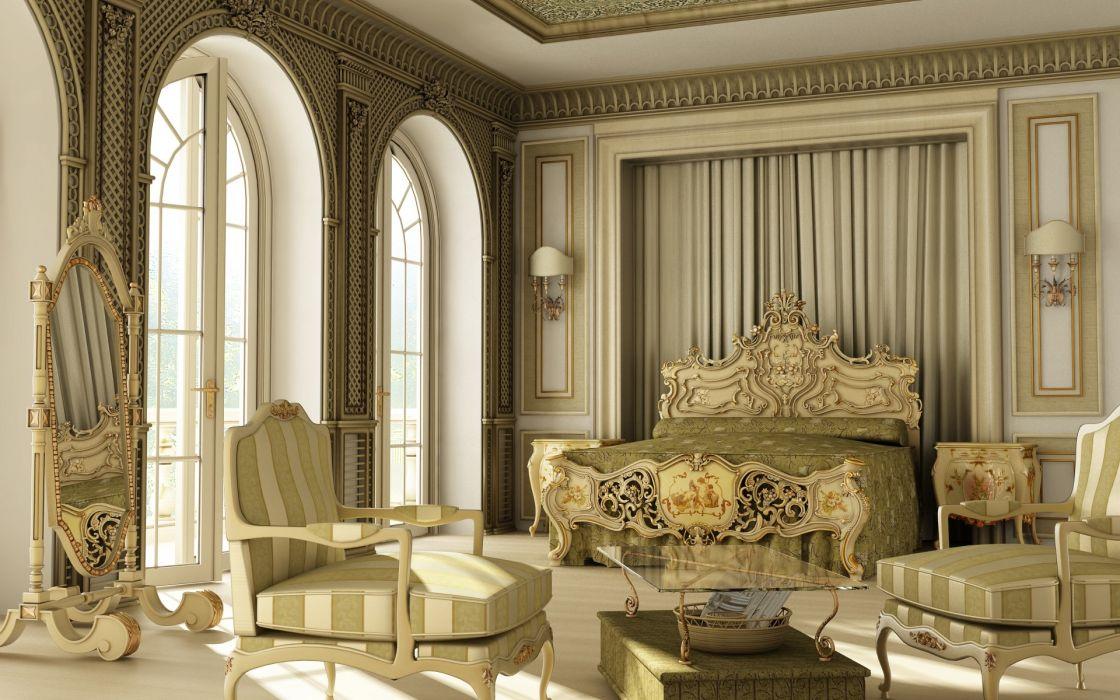 interior design furniture victorian windows rooms wallpaper