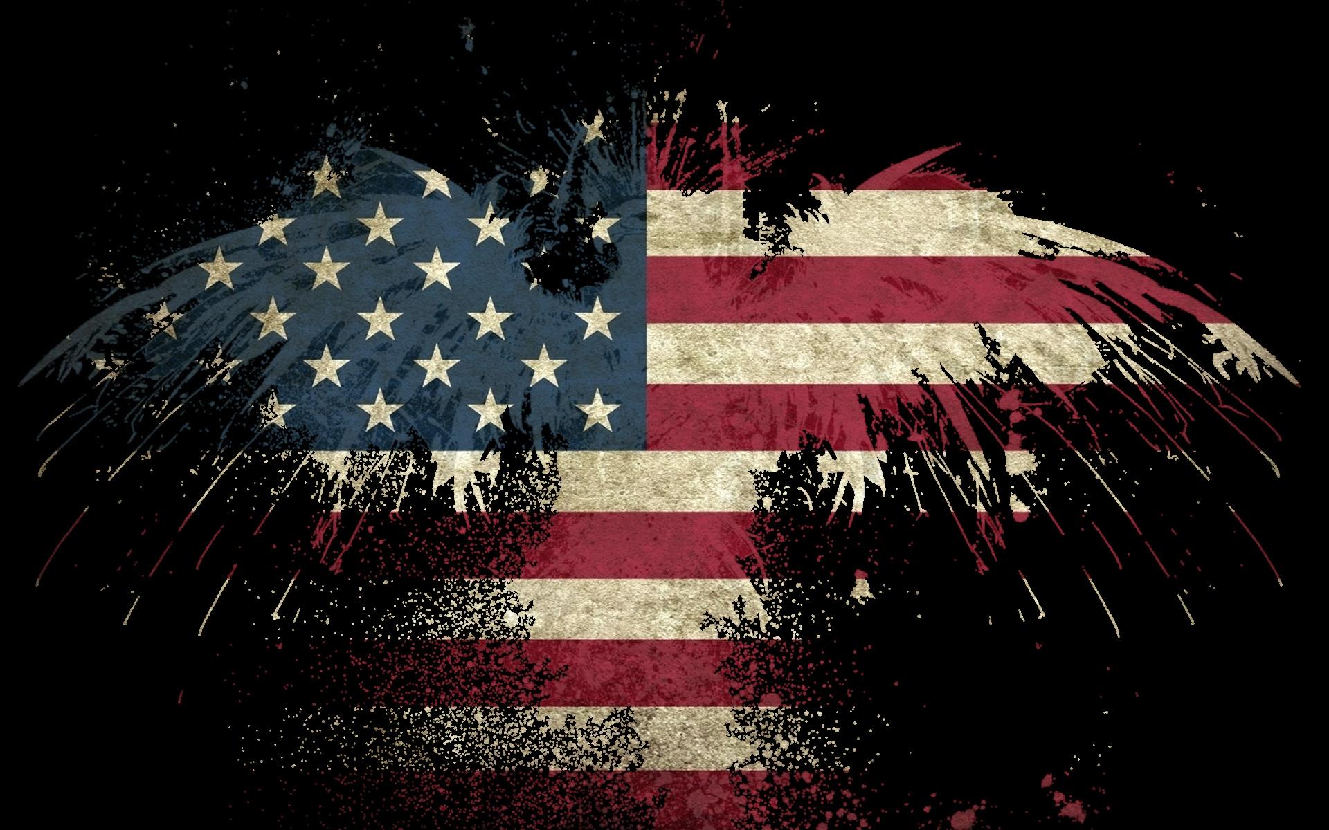 wallpaper america flag