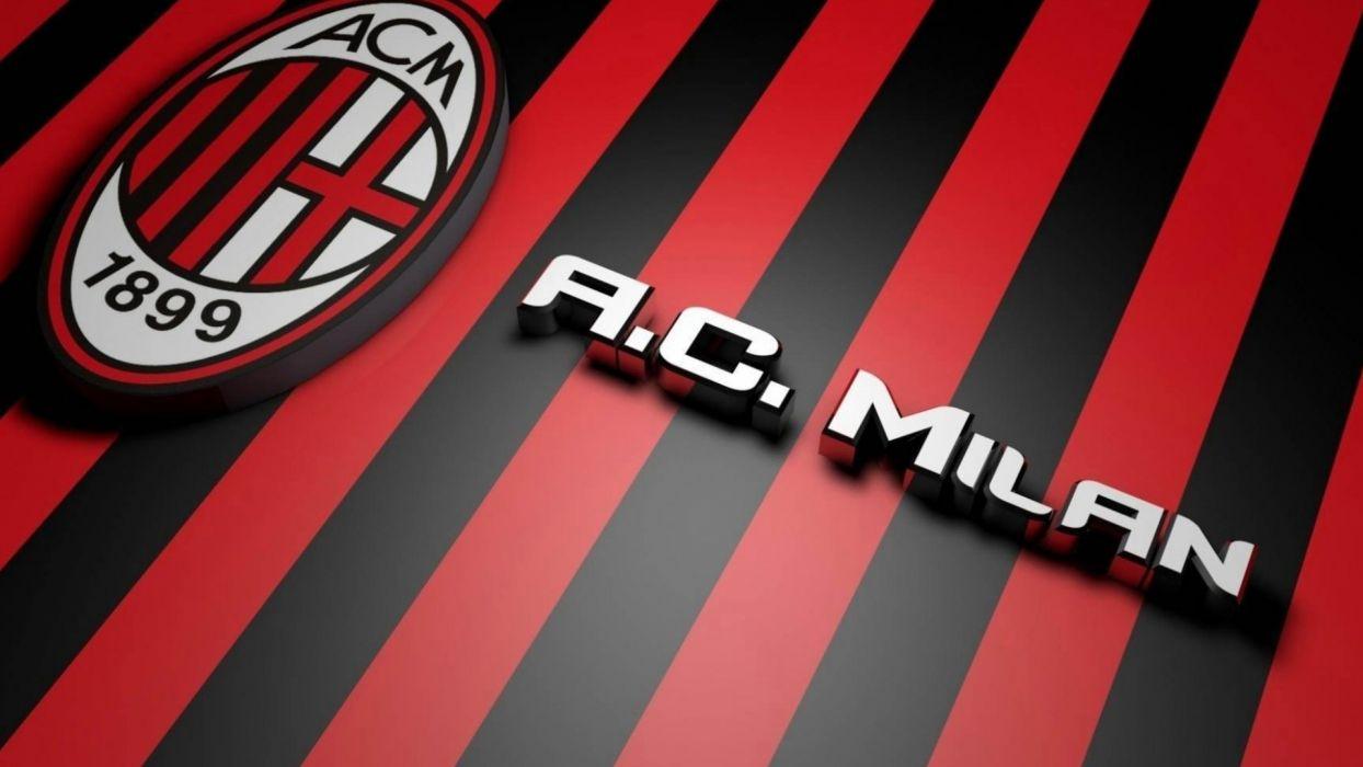 football soccer milan wallpaper